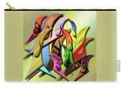 Aviary In Harmony Carry-all Pouch
