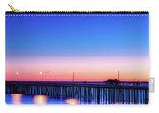 Avila Beach Pier At Sunset Carry-all Pouch