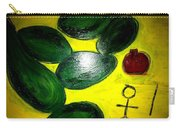 Avocado Man Carry-all Pouch