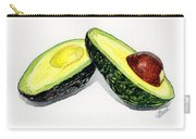 Avocado Carry-all Pouch