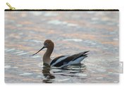 Avocet Sunset Carry-all Pouch