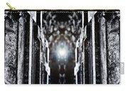 Awaits The Light Carry-all Pouch by Scott Wyatt