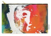 Awakened Buddha 5- Art By Linda Woods Carry-all Pouch