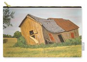 Award-winning Original Acrylic Painting - Now I Lay Me Down To Sleep Carry-all Pouch