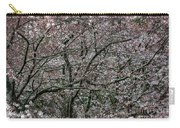 Awash In Cherry Blossoms Carry-all Pouch