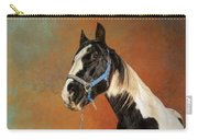 Awesome Gypsy Horse Carry-all Pouch