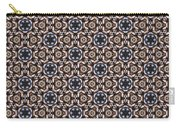 Awesome Mosaic Pattern Carry-all Pouch