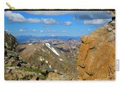 Awesome View From The Mount Massive Summit Carry-all Pouch