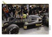 Ayrton Senna. 1986 German Grand Prix Carry-all Pouch