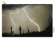 Az Desert Storm Carry-all Pouch by James BO  Insogna