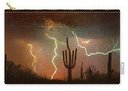 Az Saguaro Lightning Storm Carry-all Pouch