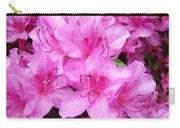 Azalea Floral Garden Fine Art Photography Baslee Troutman Carry-all Pouch