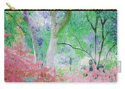 Azalea Flowers And Tree Coral  Carry-all Pouch