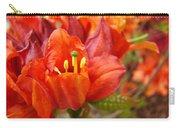 Azalea Flowers Art Prints Azaleas Gilcee Art Prints Baslee Troutman Carry-all Pouch