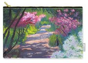 Azalea Path - Sayen Gardens Carry-all Pouch