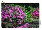 Azalea Waterfall At The Azalea Festival Carry-all Pouch