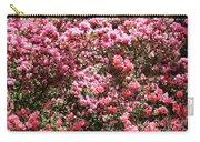 Azaleas Aplenty Carry-all Pouch