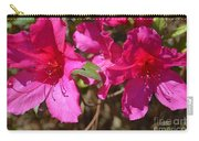 Azaleas In Magenta Carry-all Pouch