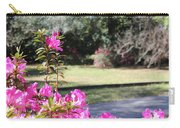 Azaleas In The Close 10 Carry-all Pouch