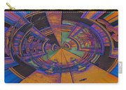 Aztec Abstract Carry-all Pouch