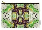 Aztec Art Design Carry-all Pouch