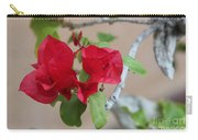 Aztec Bougainvillea  Carry-all Pouch