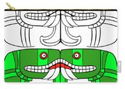 Aztec Goddess Of Earth  Carry-all Pouch