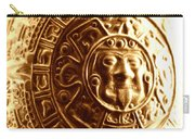 Aztec Gold Photograph Carry-all Pouch
