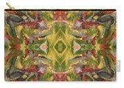 Aztec Kaleidoscope - Pattern 001 - Desert Carry-all Pouch