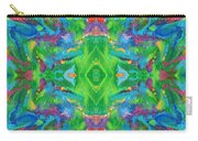 Aztec Kaleidoscope - Pattern 001 Carry-all Pouch