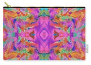 Aztec Kaleidoscope - Pattern 009 Carry-all Pouch