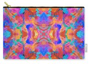 Aztec Kaleidoscope - Pattern 015 Carry-all Pouch