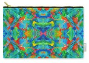Aztec Kaleidoscope - Pattern 026 Carry-all Pouch