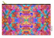 Aztec Kaleidoscope - Pattern 030 Carry-all Pouch
