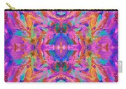 Aztec Kaleidoscope - Pattern 032 Carry-all Pouch