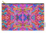 Aztec Kaleidoscope - Pattern 040 Carry-all Pouch
