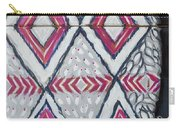 Aztec Owly Carry-all Pouch
