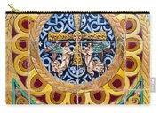 Azulejo - Colorful Details Carry-all Pouch