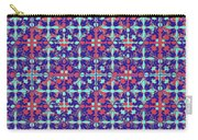 Azulejos Magic Pattern - 07 Carry-all Pouch