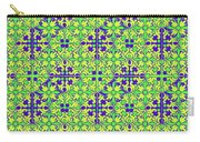 Azulejos Magic Pattern - 08 Carry-all Pouch