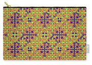 Azulejos Magic Pattern - 09 Carry-all Pouch