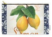 Azure Lemon 1 Carry-all Pouch