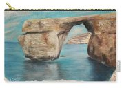 Azure Window - Before Carry-all Pouch