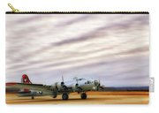 B-17 Aluminum Overcast - Bomber - Cantrell Field Carry-all Pouch