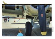 B-17 Engine Aircraft Wwii Carry-all Pouch