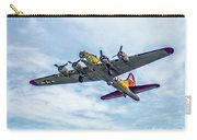 B-17g Flying Fortress In Flight  Carry-all Pouch