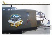 B-24 Nose Art Carry-all Pouch