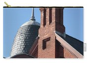 B And O Railroad Station In Oakland Maryland Carry-all Pouch