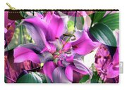 B Exton  Flowering Of Delights  Bigstock 164301632  2991949 Carry-all Pouch