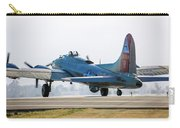 B17 Flying Fortress Cleared For Takeoff At Livermore Carry-all Pouch